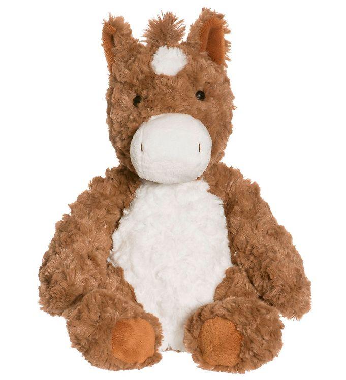 Teddykompaniet Bamse - Softies - 25 cm - Hesten Hasse