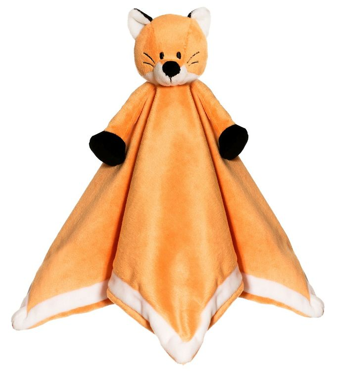Teddykompaniet Nusseklud - Ræv - Orange
