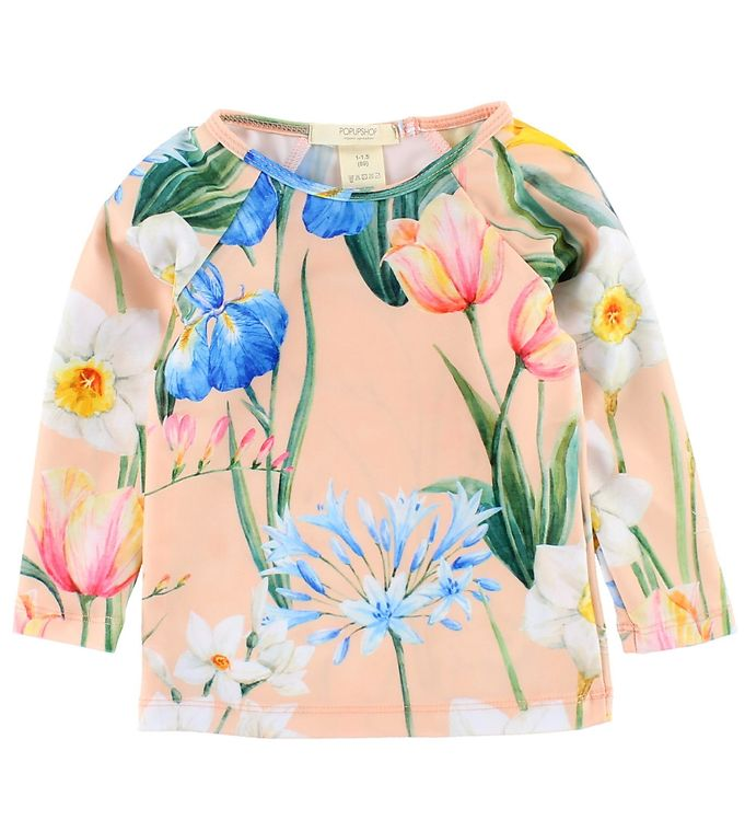 Image of   Popupshop Badebluse - UV50 - Flower