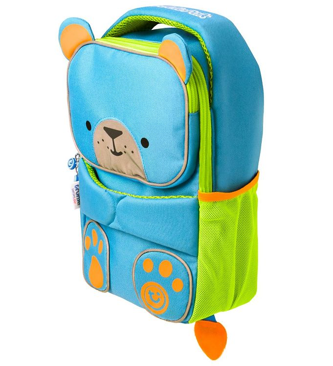 Image of Trunki Børnehavetaske - ToddlePak - Turkis (JX346)