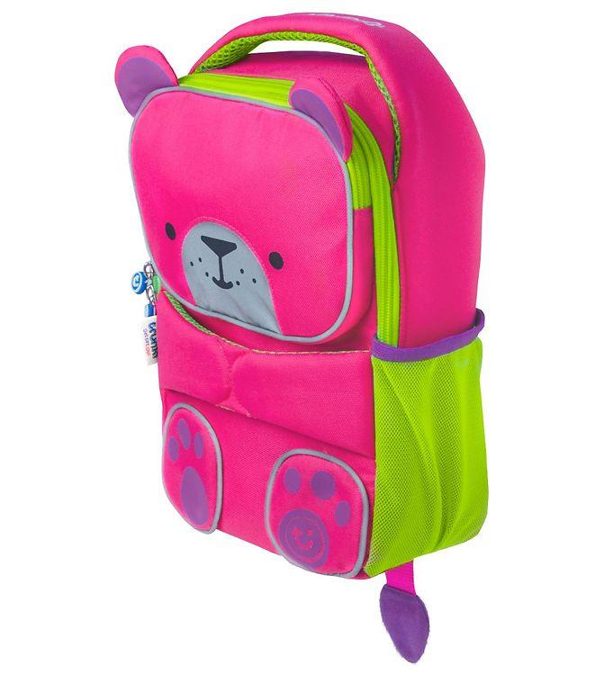 Trunki Børnehavetaske - ToddlePak - Pink