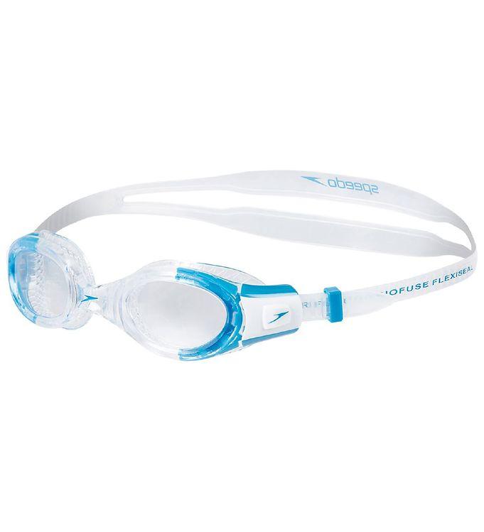 Speedo Svømmebriller - Futura Biofuse - Hvid