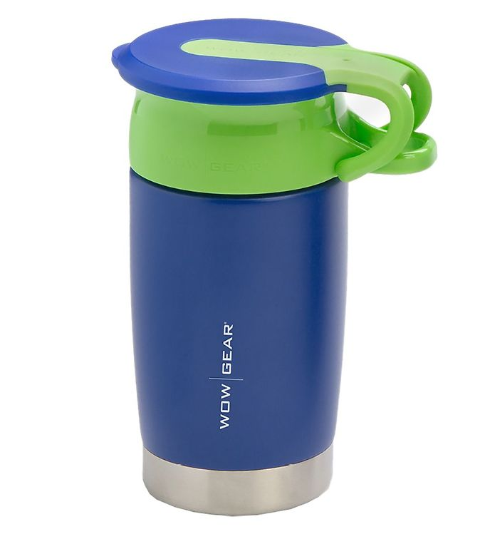Image of Wow Cup Termo - Stål - 300 ml - Blå (JX375)