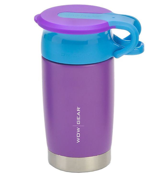 Image of Wow Cup Termo - Stål - 300 ml - Lilla (JX376)