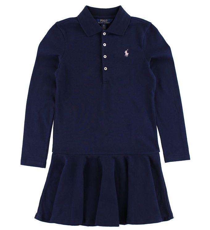 Image of Polo Ralph Lauren Kjole - Navy (JX972)