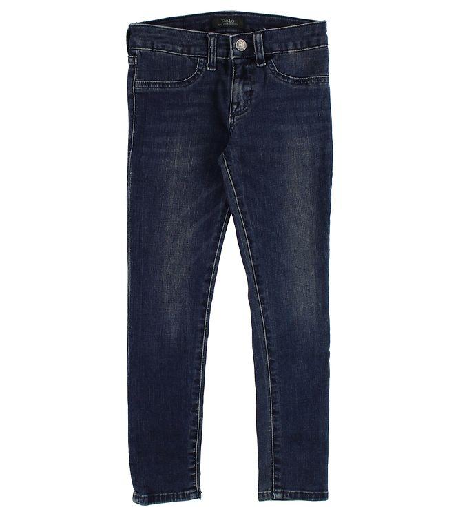 e1d03fe6 Polo Ralph Lauren Jeans - Mørk Blå Denim - Køb her med gratis fragt ...