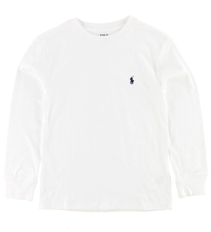 Image of   Polo Ralph Lauren Bluse - Hvid