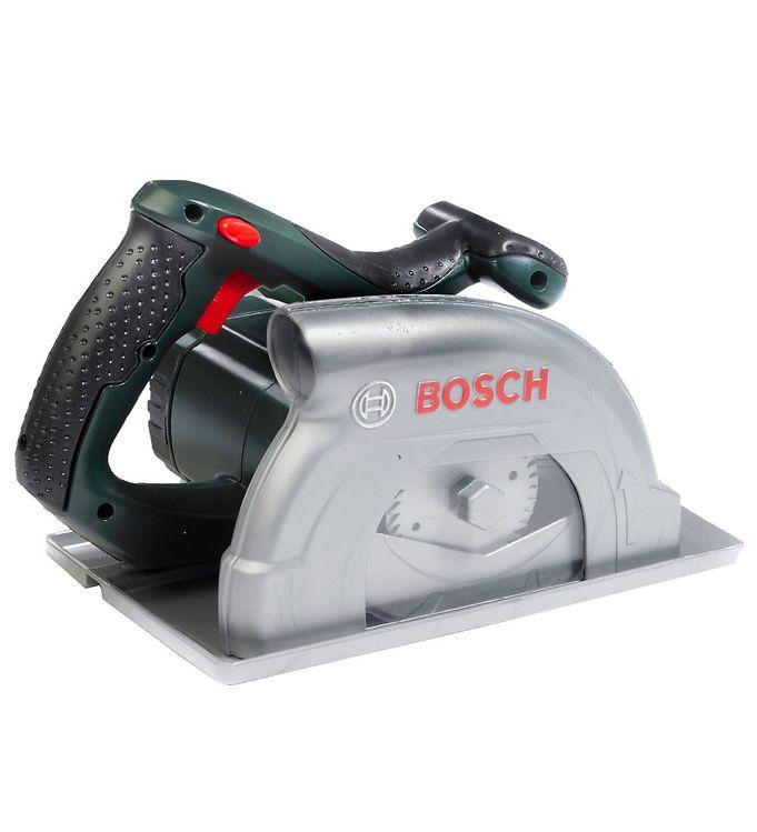 Image of Bosch Mini Rundsav - Legetøj - Mørkegrøn (JY697)