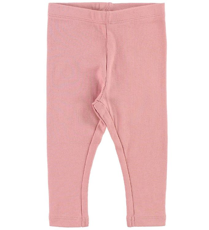 Image of Wheat Leggings - Rib - Rosa (JZ521)