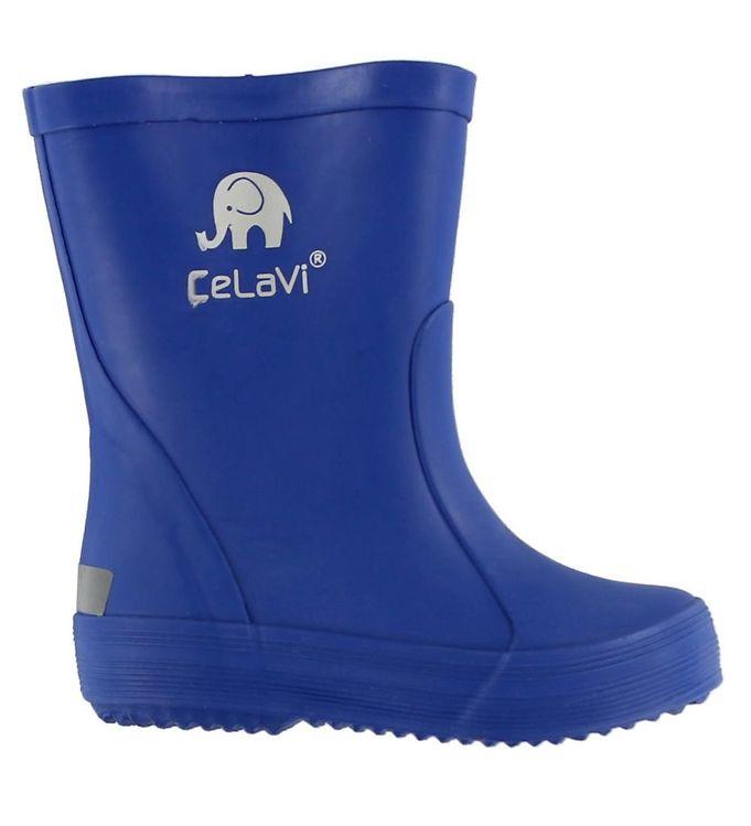 Billede af CelaVi Gummistøvler - Basic - Havblå
