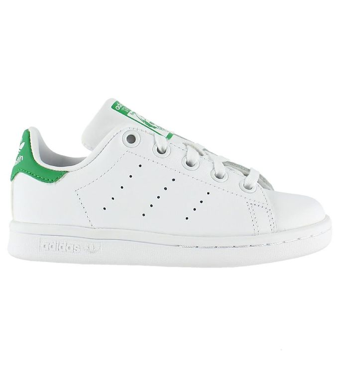 Image of adidas Originals Sko - Stan Smith - Hvid/Grøn (KB285)