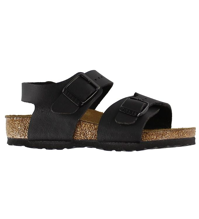 Image of Birkenstock Sandaler - New York - Sort (KB591)