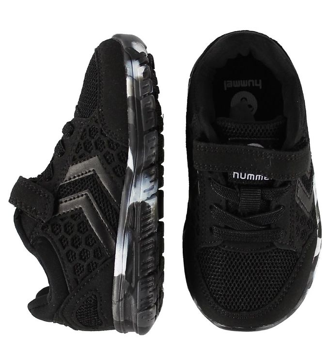 Image of Hummel Sko - HMLCrosslite Sneaker Infant - Sort (KB821)