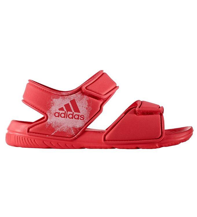 adidas performance Adidas performance badesandaler - altaswim - pink på kids-world