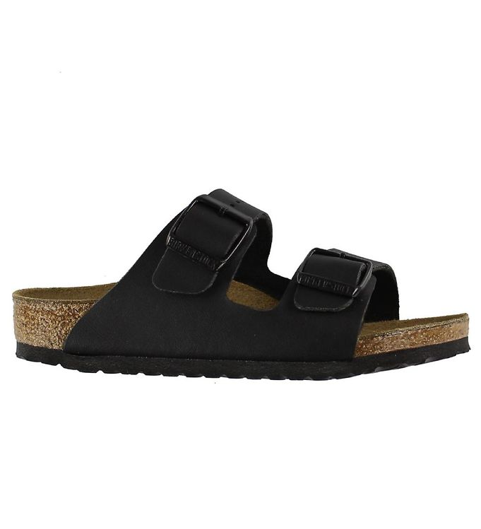Image of Birkenstock Sandaler - Arizona - Sort (KC068)