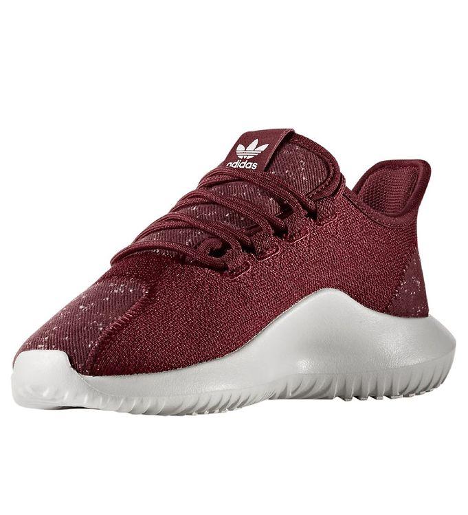 tout neuf b72f1 1a73d adidas Originals Sko - Tubular Shadow - Bordeaux