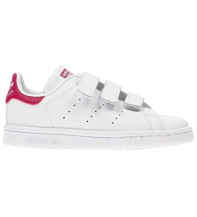 Image of adidas Originals Sko - Stan Smith CF C - Hvid/Pink (KC825)