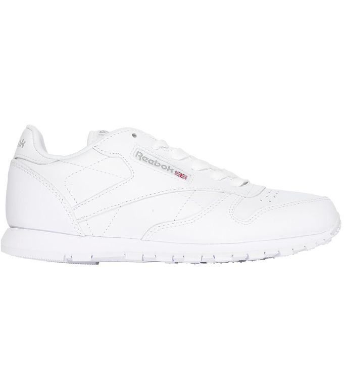 Image of Reebok Classic Sko - Classic Leather - Hvid (KD165)