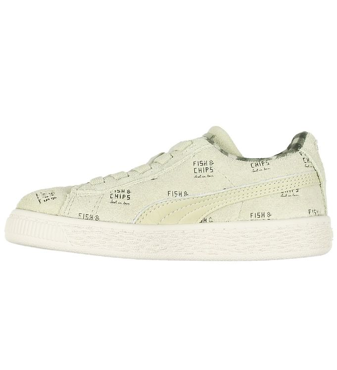514933e6d8d Puma x Tiny Cotton Sko - Suede - Pistacie Ruskind - Kids-world.dk