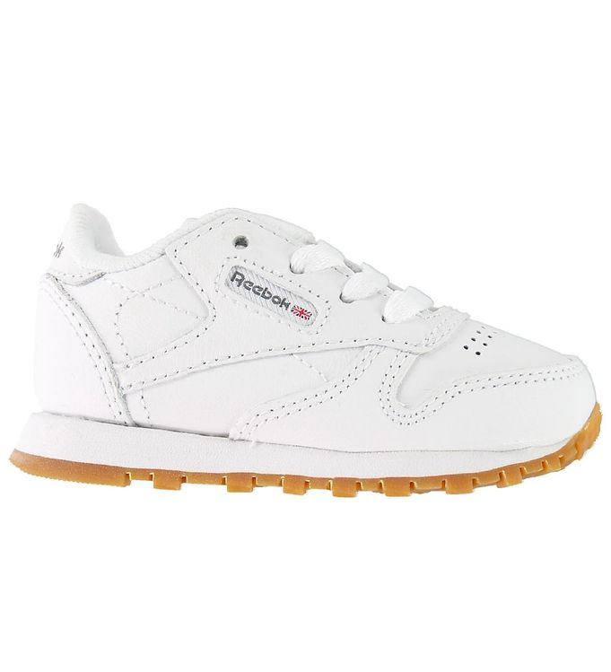 Image of Reebok Classic Sko - Classic Leather - Hvid (KE540)