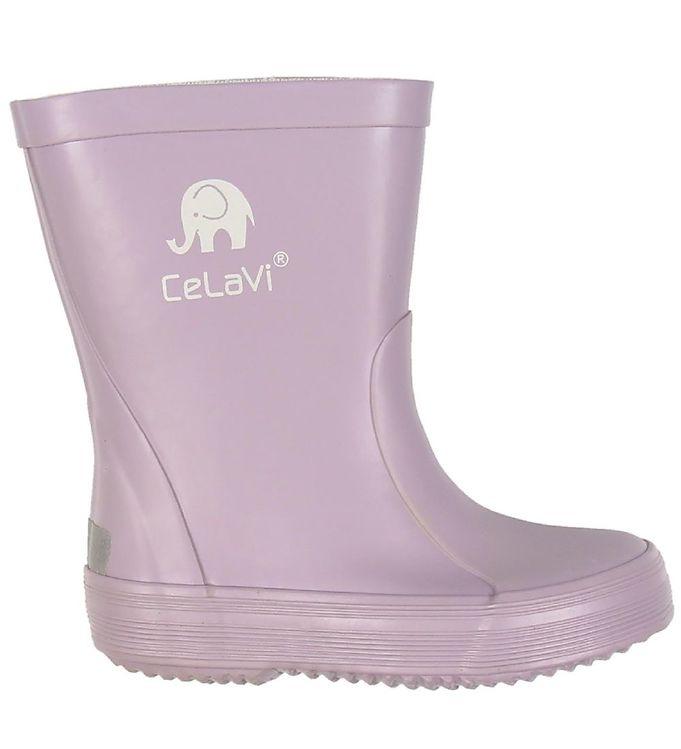 CeLaVi Gummistøvler - Lavendel