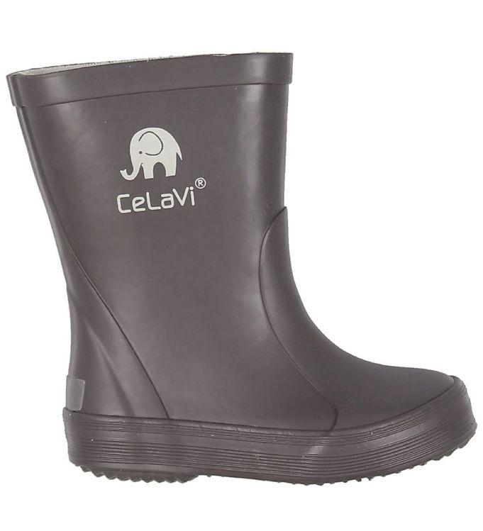 CelaVi Gummistøvler - Grå