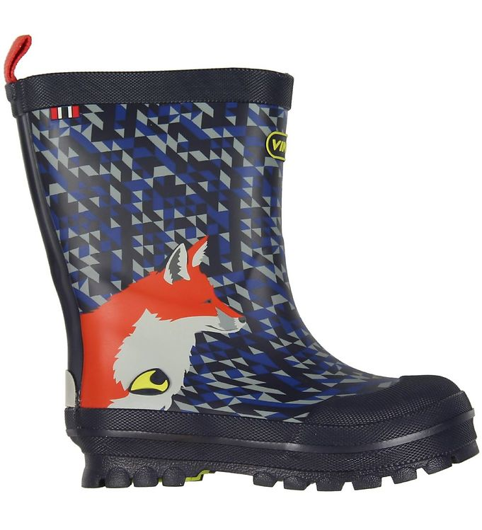 da664b35507 Viking Gummistøvler - Jolly - Big Fox - Navy
