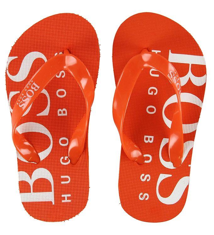 BOSS Klipklapper - Orange