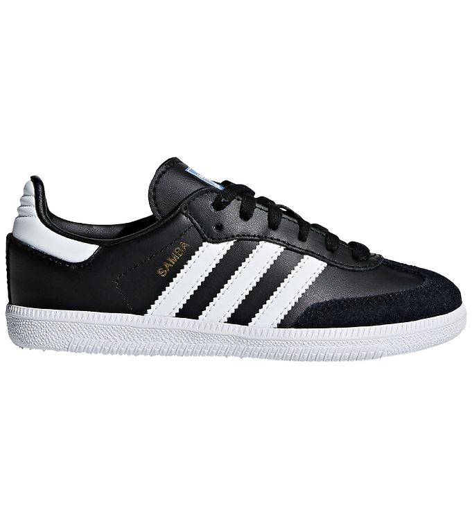 Image of adidas Originals Sko - Samba - Sort (KF276)