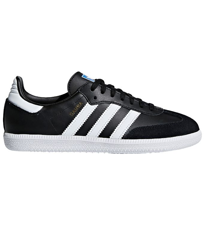 Image of adidas Originals Sko - Samba - Sort (KF279)