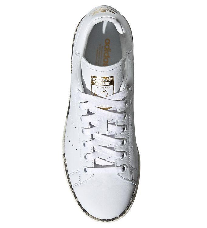 adidas Originals Sko Stan Smith New Bold Sort Kids world