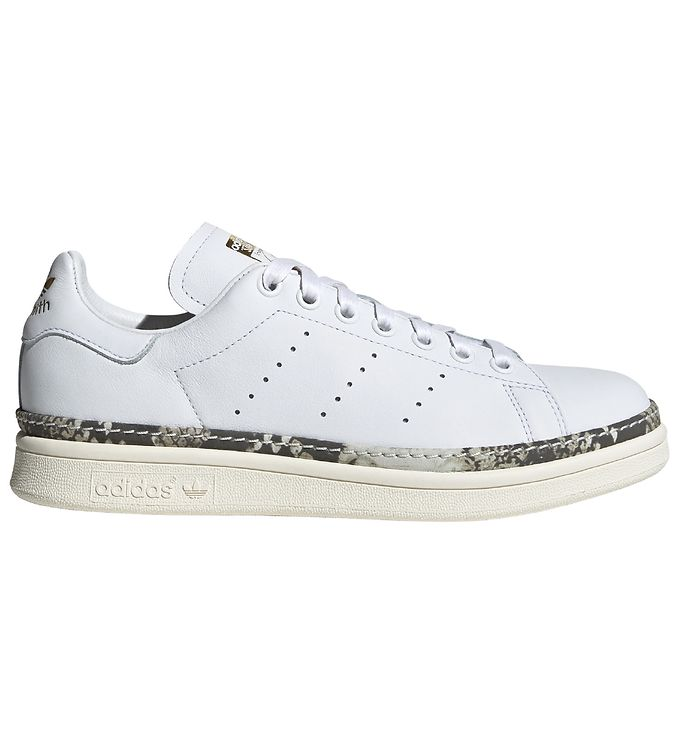 Image of adidas Originals Sko - Stan Smith New Bold - Hvid (KF297)