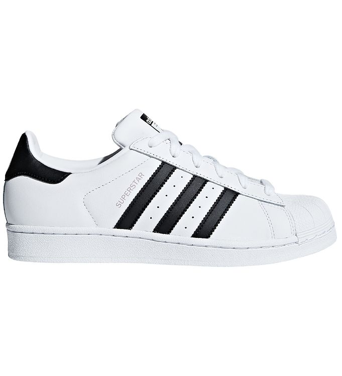 Image of adidas Originals Sko - Superstar - Hvid/Sort (KF299)