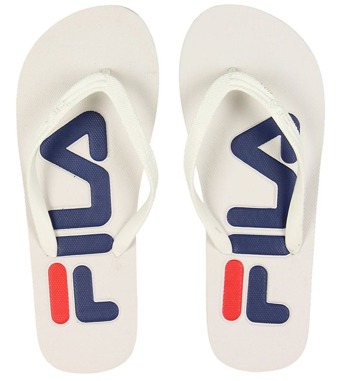 Image of Fila Klipklapper - Troy - White (KF303)