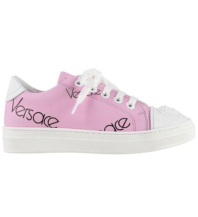 Young Versace Sko Rosa m. Print - køb billigt Børnetøj