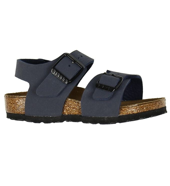 Image of Birkenstock Sandaler - New York - Navy (KF429)