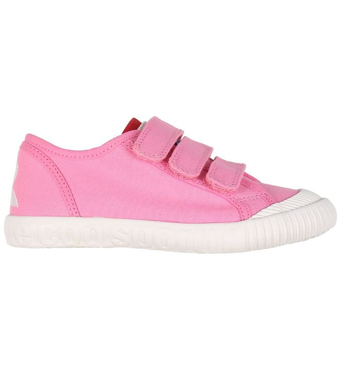 Image of Le Coq Sportif Sko - Nationale PS Sport - Pink Carnation (KF444)