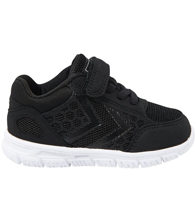 Image of Hummel Sko - HMLCrosslite Sneaker Infant - Black (KF689)