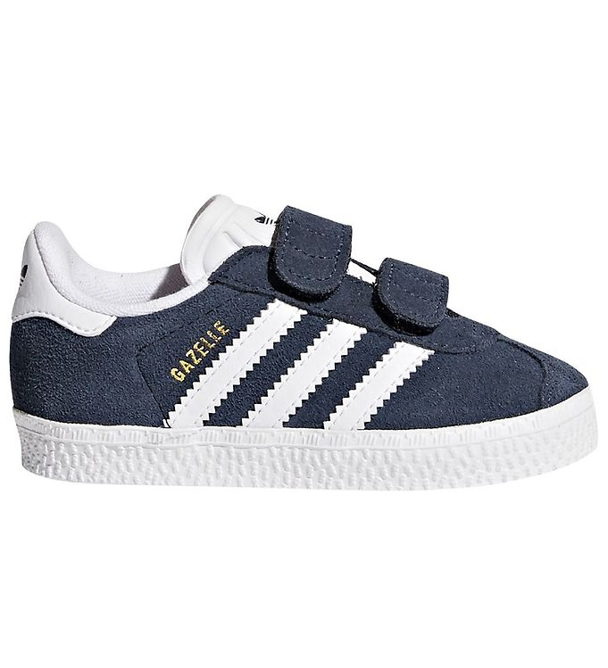 Image of adidas Originals Sko - Gazelle - Collegiate Navy (KF787)