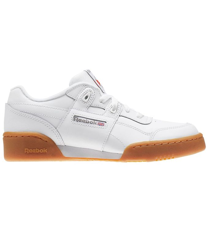Image of Reebok Classic Sko - Workout Plus - Hvid (KF799)