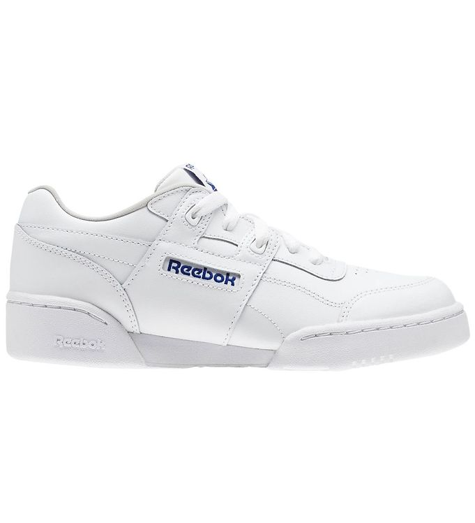 Image of Reebok Classic Sko - Workout Plus - Hvid (KF800)