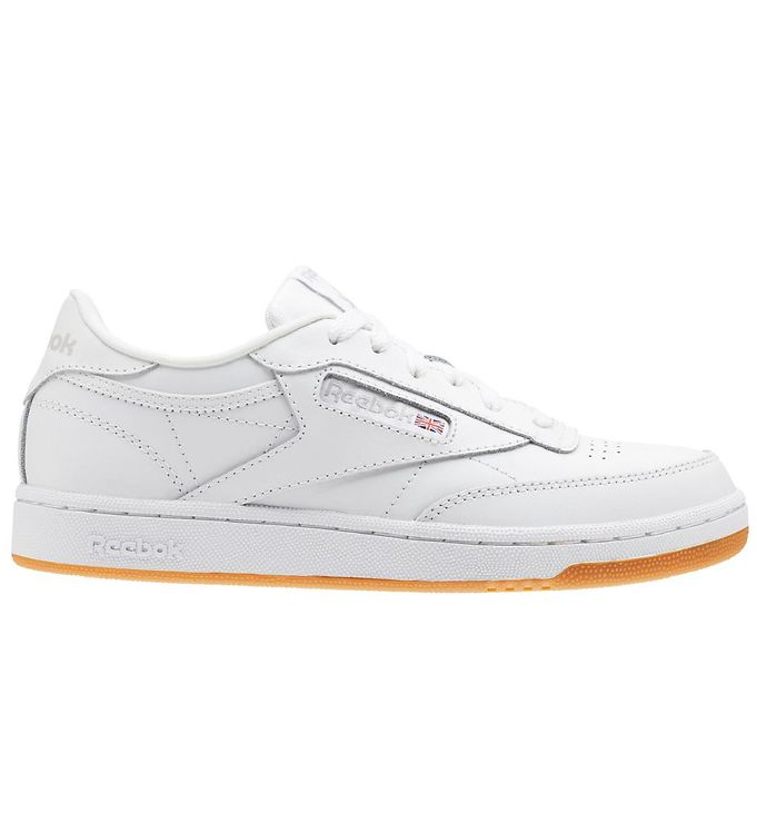 Image of Reebok Classic Sko - Club - White/Gum-In (KF812)