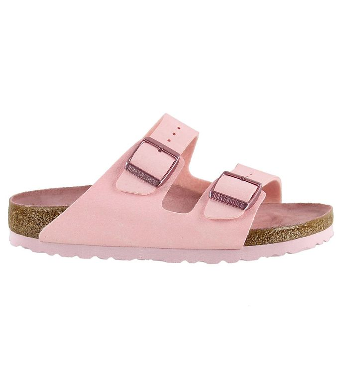 Image of Birkenstock Sandaler - Arizona - Nubuck Rose (KF815)
