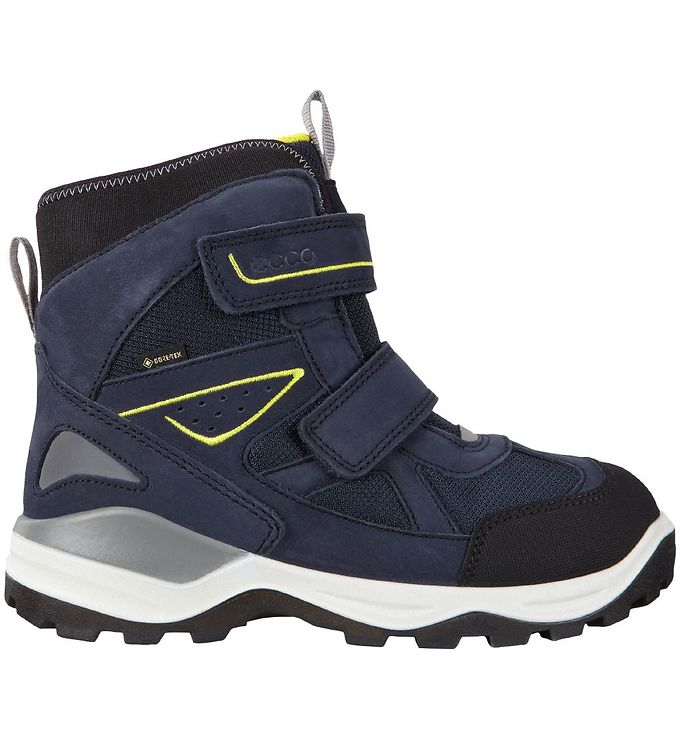Ecco Ecco Vinterstøvler - Snow Mountain - Gore-Tex - Night Sky