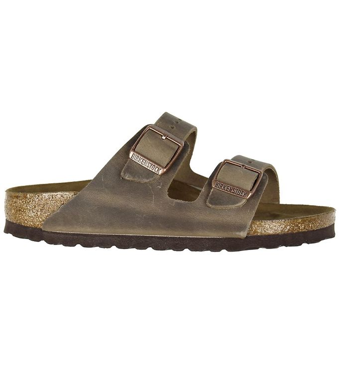 Image of Birkenstock Sandaler - Arizona - Tabacco Brown (KG092)