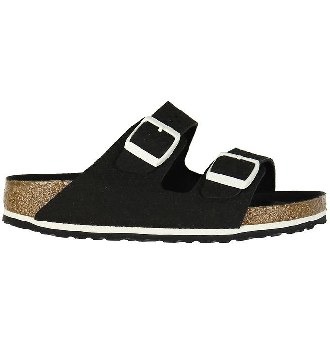 Image of Birkenstock Sandaler - Arizona Kids - Hexagon Tech Black (KG093)