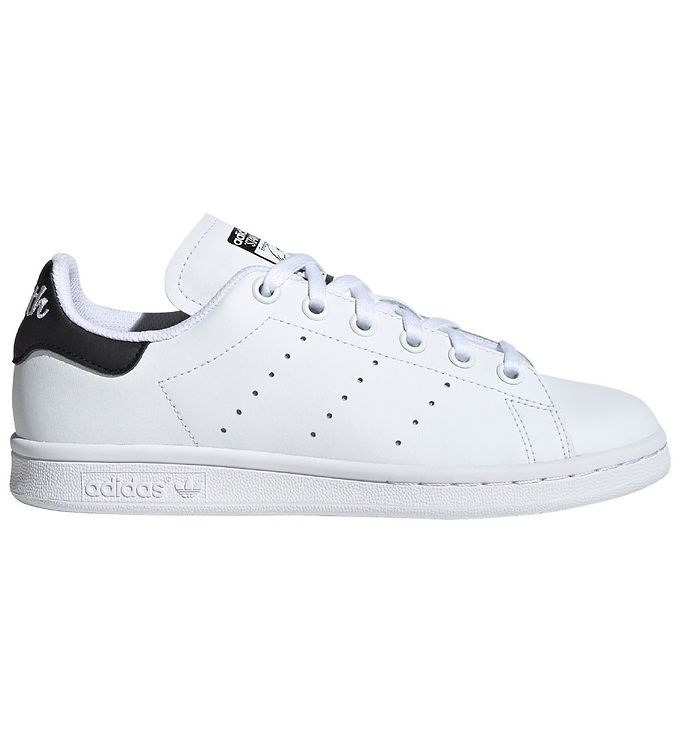 Image of adidas Originals Sko - Stan Smith J - Hvid/sort (KG520)