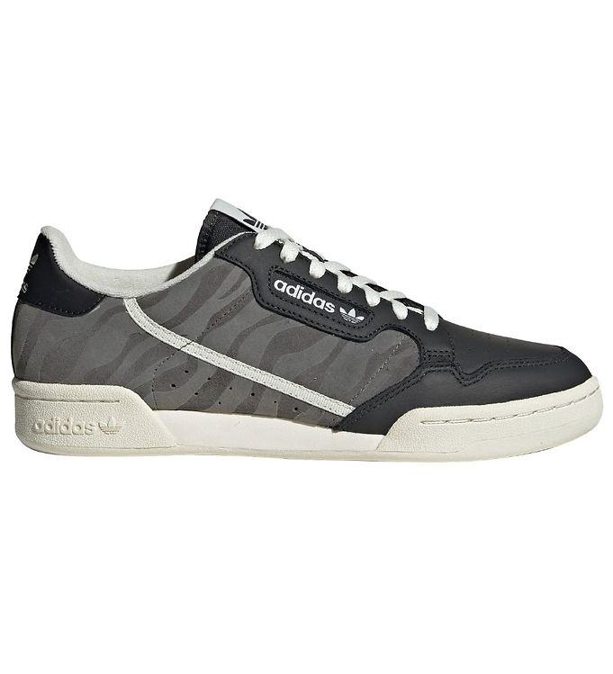 Image of adidas Originals Sko - Continental 80 - Carbon m. Print (KG531)
