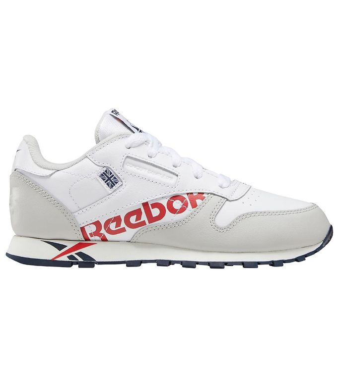 Image of Reebok Classic Sko - Classic Leather - Hvid/Grå (KG564)