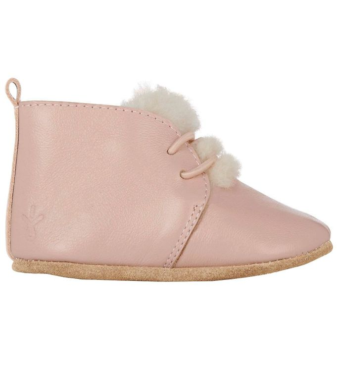 Image of EMU Australia Skindfutter m. For - Poppy - Dusty Pink (KG576)